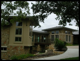 Hill Country Residence, Canyon Lake, Texas
